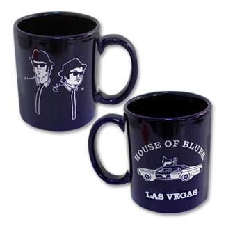 House of Blues J&E Mug - Las Vegas