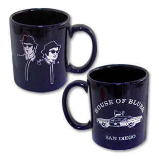 House of Blues J&E Mug - San Diego