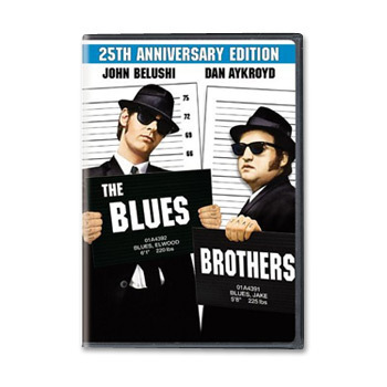 Blues Brothers 25th Anniversary DVD