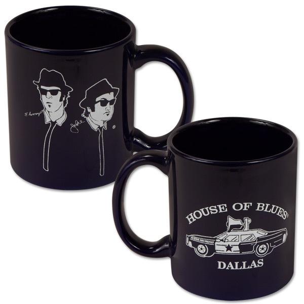 House of Blues J&E Mug - Dallas