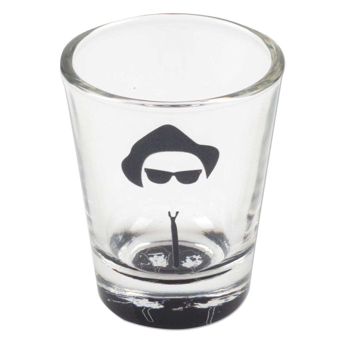 Blues Brothers Jake Shot Glass