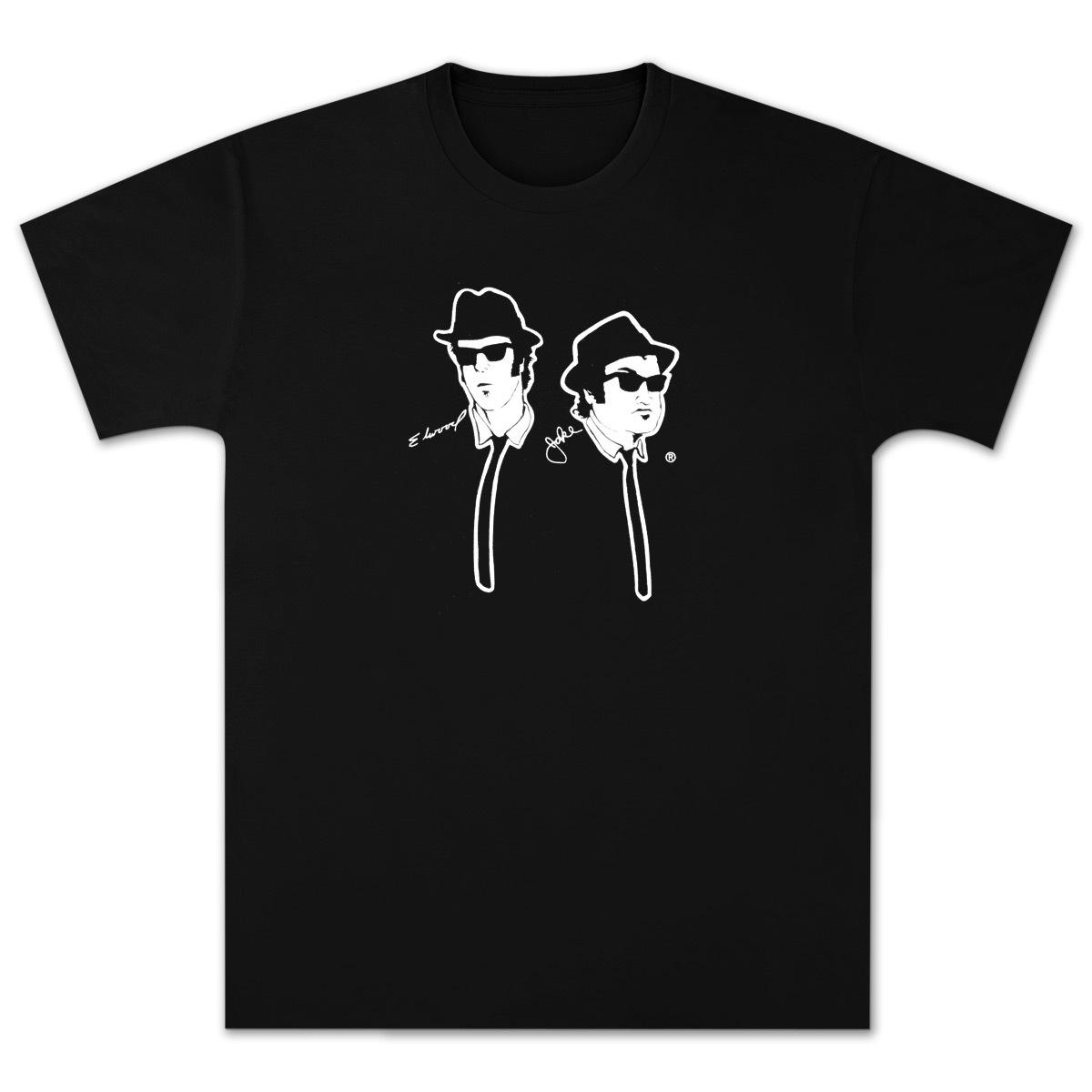 House of Blues Black J&E T-Shirt - Dallas