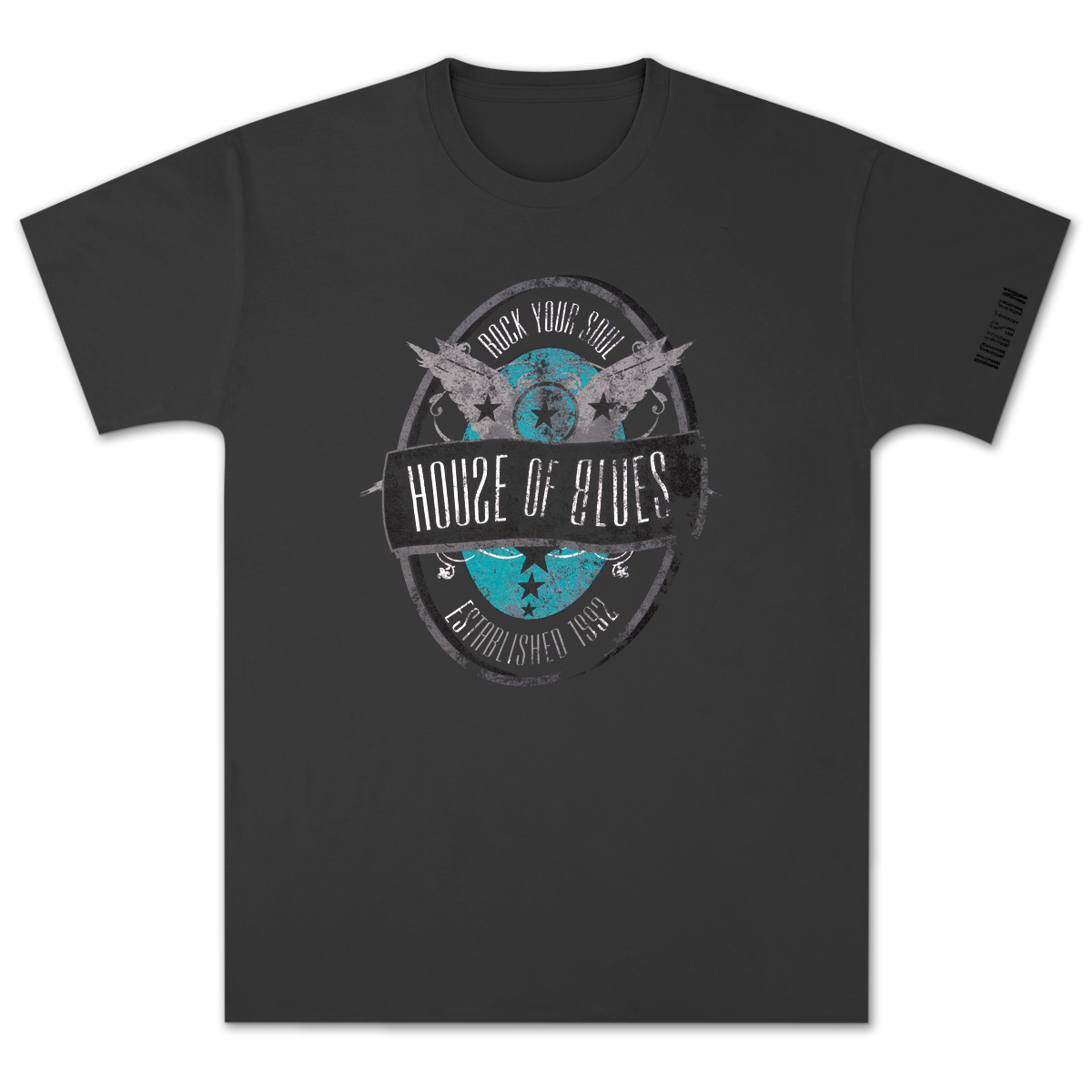House of Blues Rock Your Soul T-Shirt - Houston