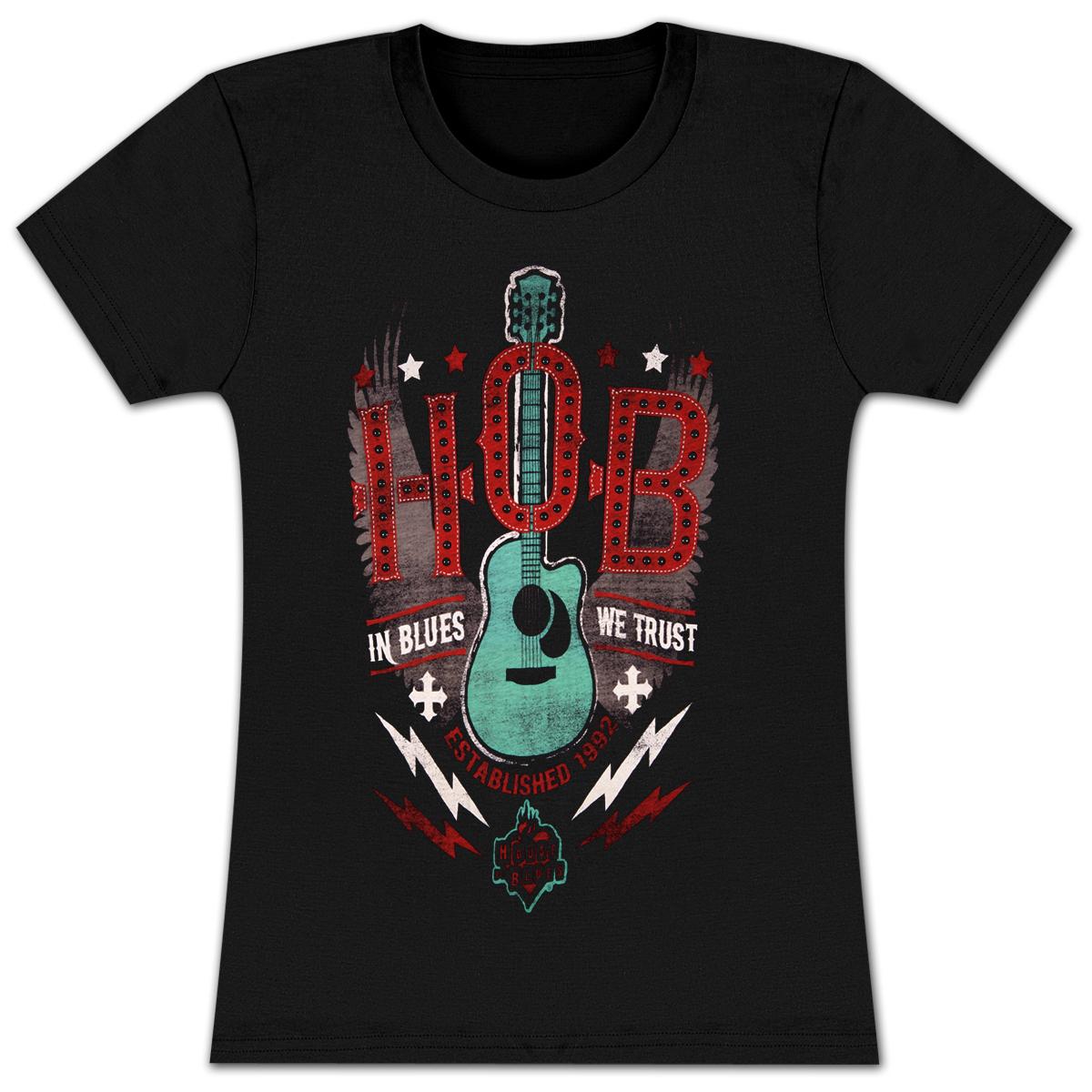 HOB Nailheads T-shirt