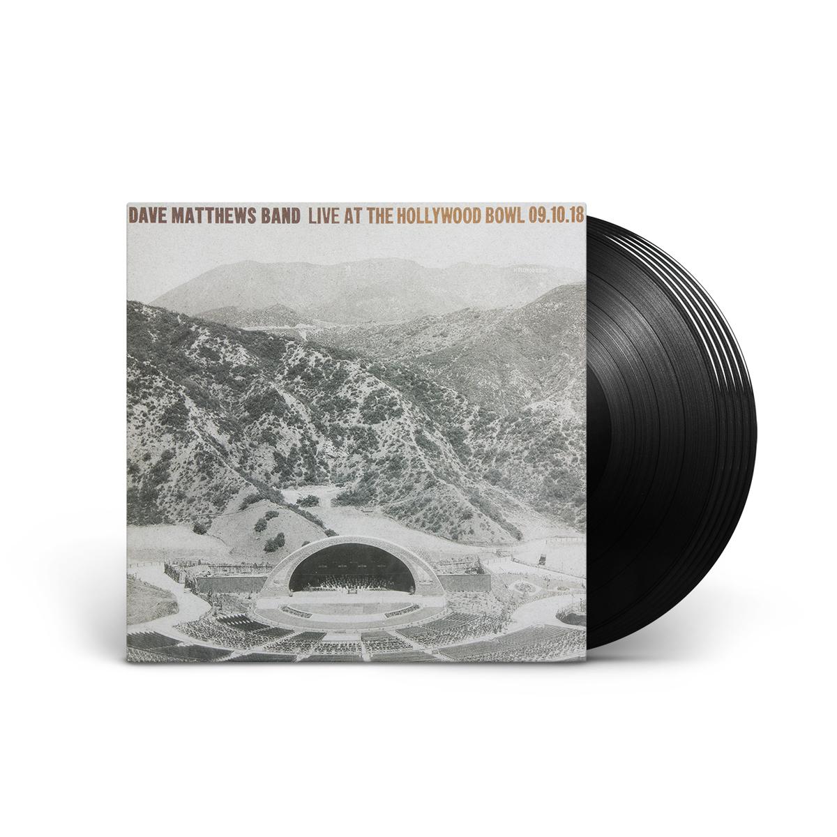 Live At The Hollywood Bowl 5-LP Vinyl