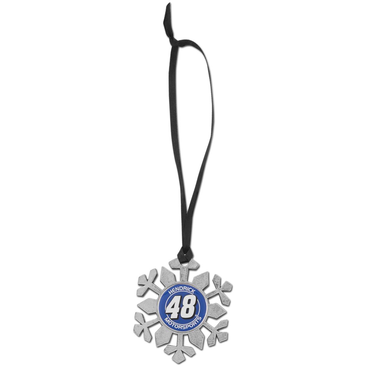 Hendrick MotorSports #48 Snowflake