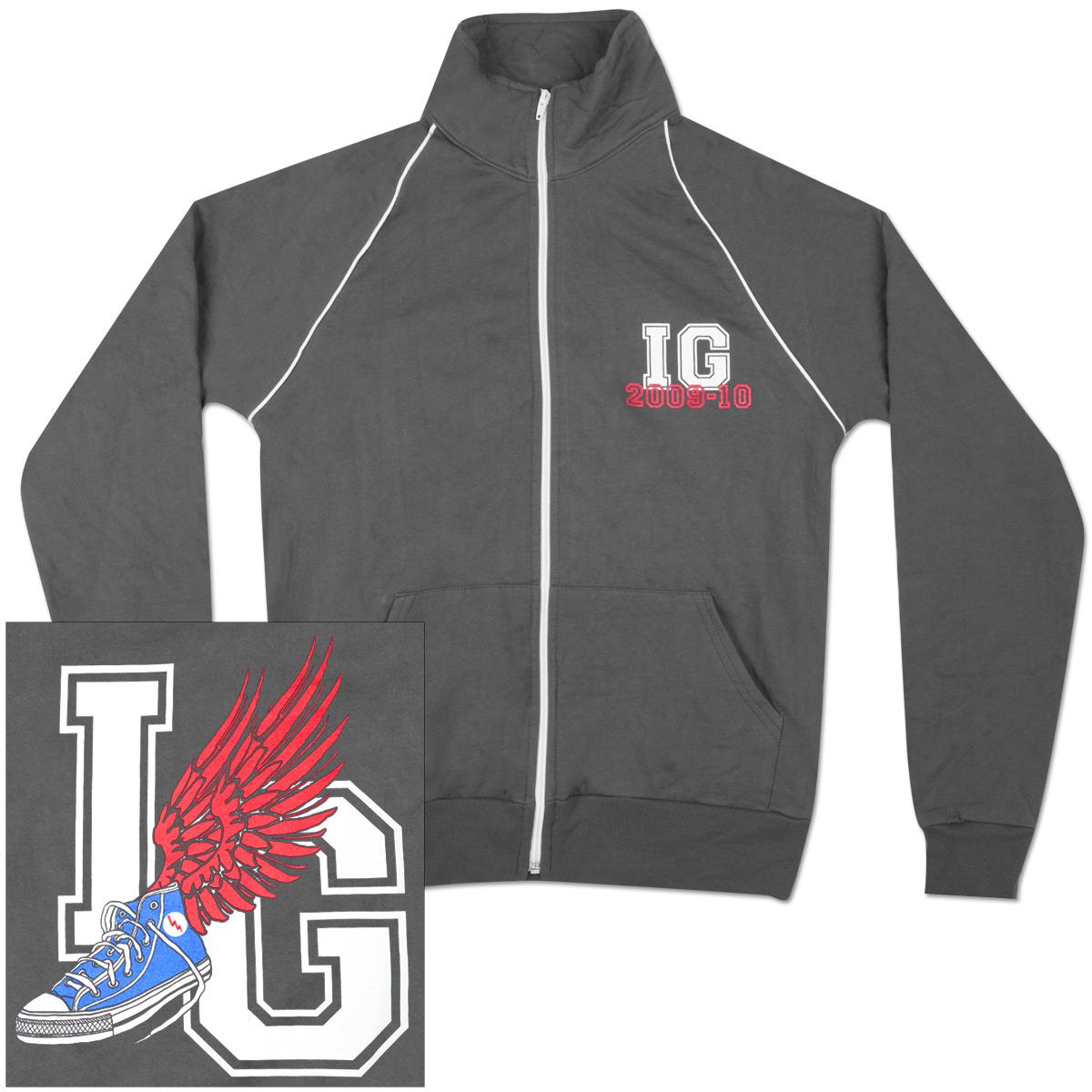 2009-2010 Track Jacket
