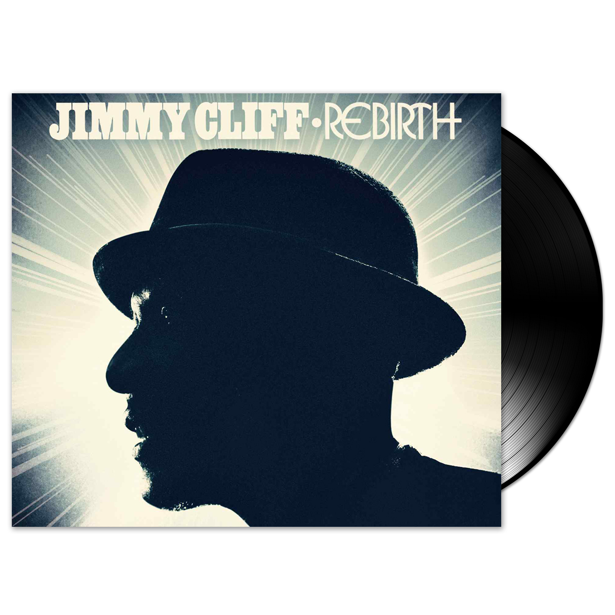 Jimmy Cliff - Rebirth LP