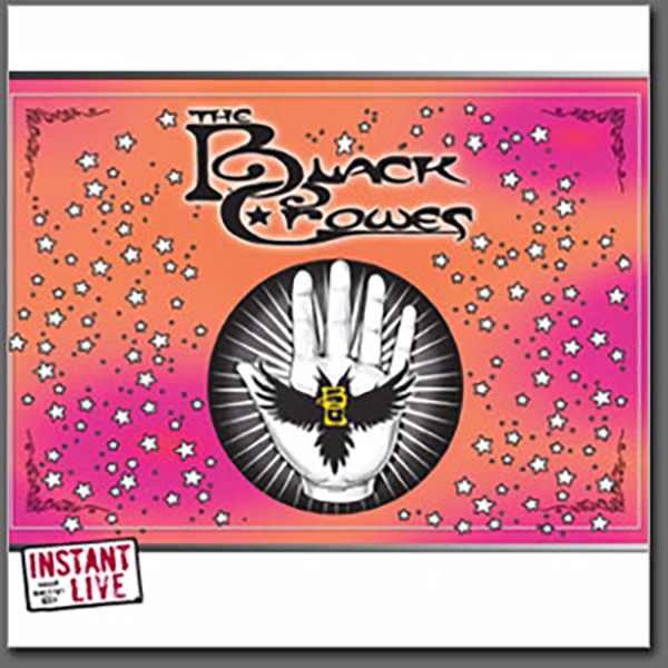 The Black Crowes Live at Knoxville Civic Auditorium. Knoxville, TN 4/29/05