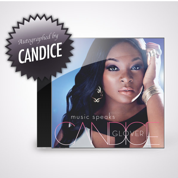 Candice Glover - Music Speaks CD