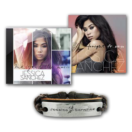 Jessica Sanchez Me, You & The Music Bundle