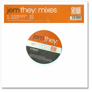 They: Mixes Vinyl (Cut Chemist/Photek Mixes)