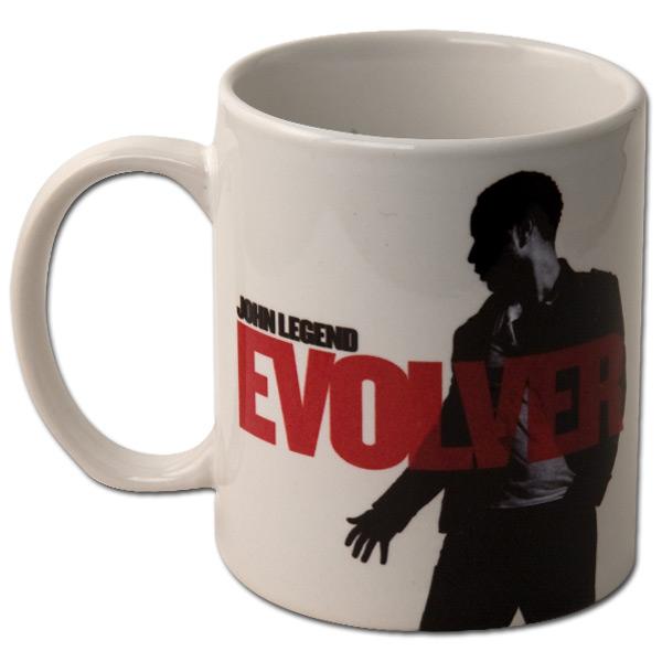 John Legend Evolver Album Cover Mug