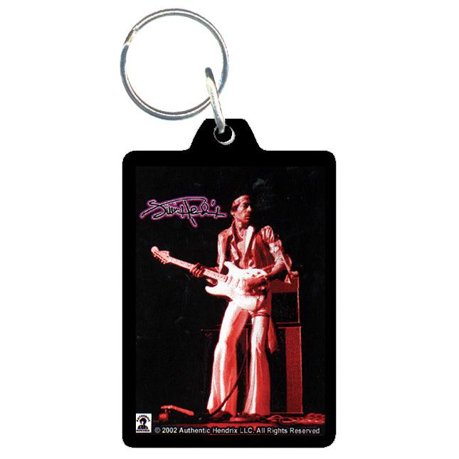 Acrylic Keychain Jimi Hendrix Live