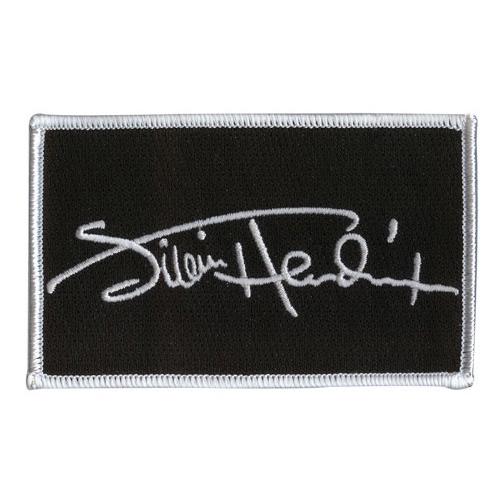 Jimi Hendrix Signature Patch