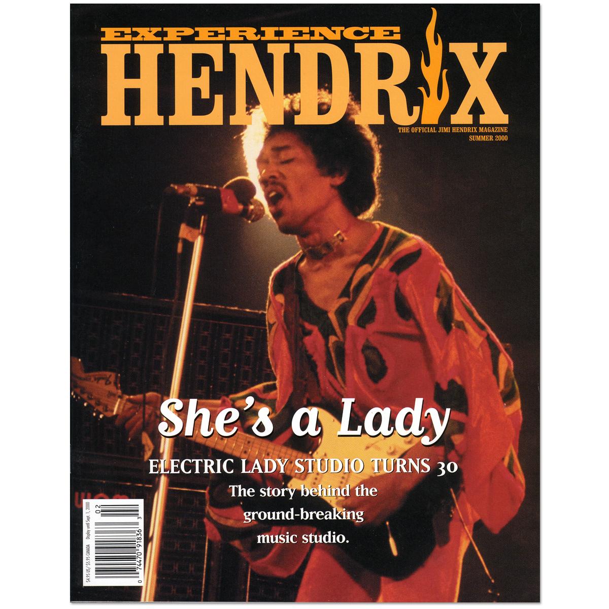Experience Hendrix Vol. 4, Iss. 2
