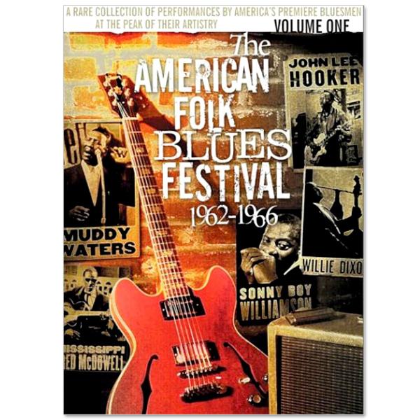 American Folk Blues Festival 1962-1966 Volume 1 - DVD