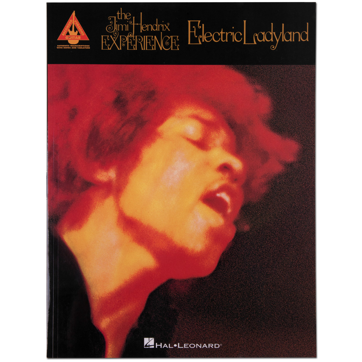Jimi Hendrix - Electric Ladyland Guitar Book
