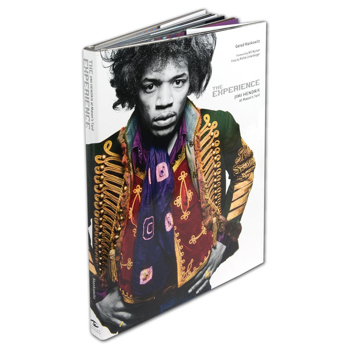 Jimi Hendrix: The Experience at Masons Yard Book