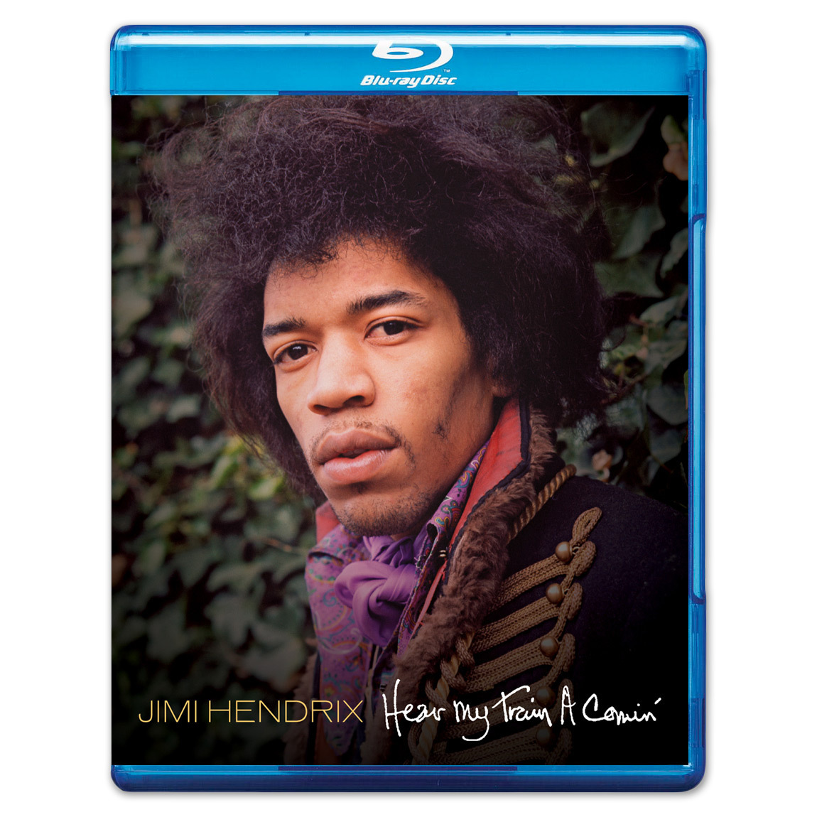 Jimi Hendrix: Hear My Train A Comin' Blu-Ray DVD