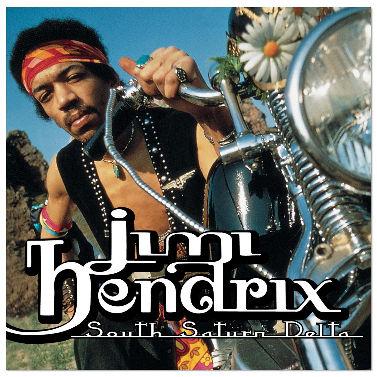 Jimi Hendrix: South Saturn Delta - CD (2011)