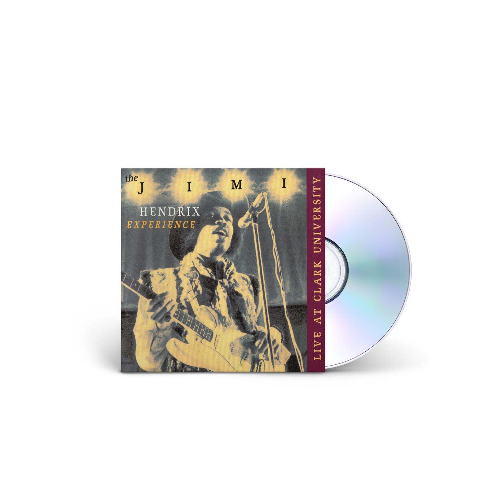 Jimi Hendrix Experience: Live At Clark University DAGGER RECORDS CD