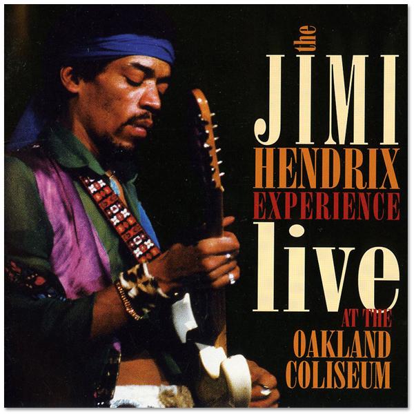 Jimi Hendrix Experience: Live at the Oakland Coliseum DAGGER RECORDS CD