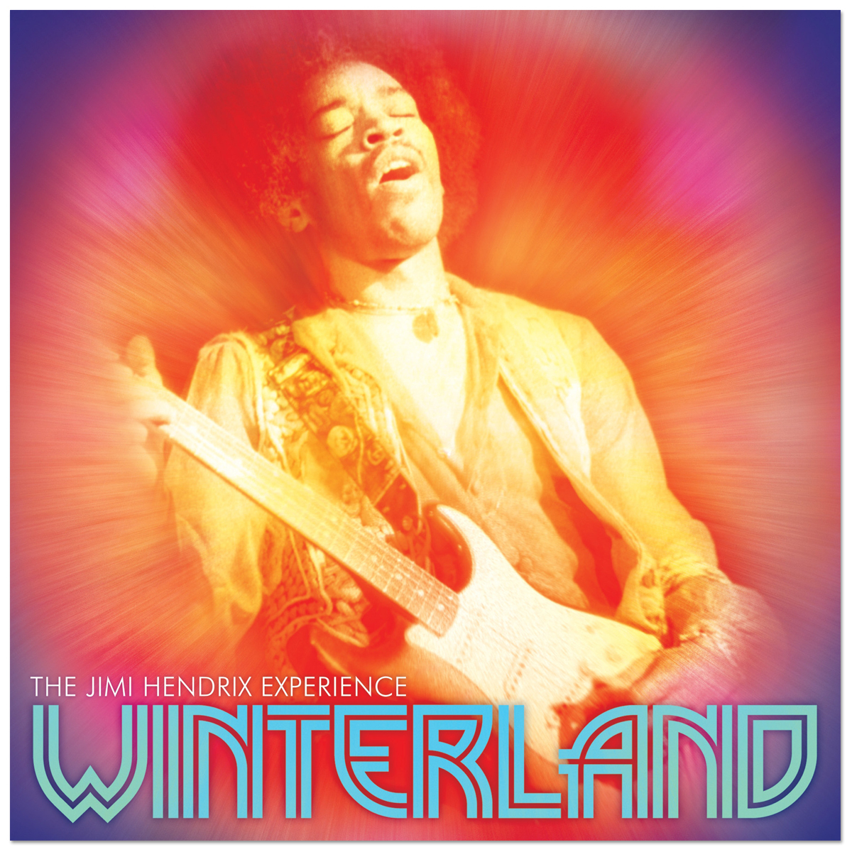 The Jimi Hendrix Experience: Winterland 1-CD Digipak
