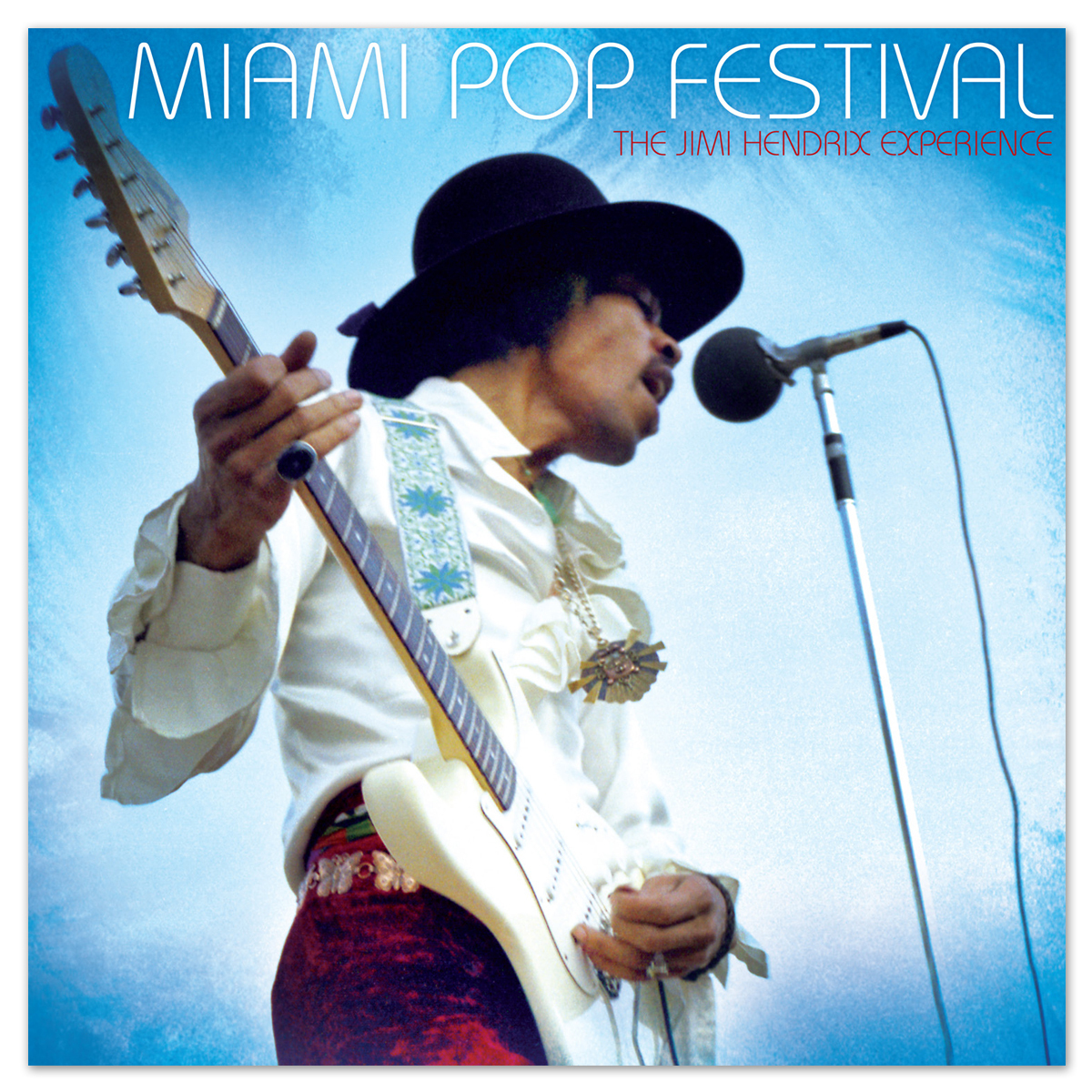 The Jimi Hendrix Experience: Miami Pop Festival CD