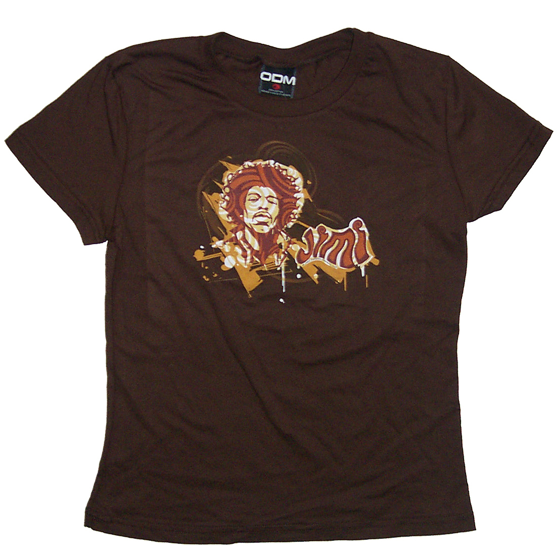 Jimi Groove Babydoll T-Shirt