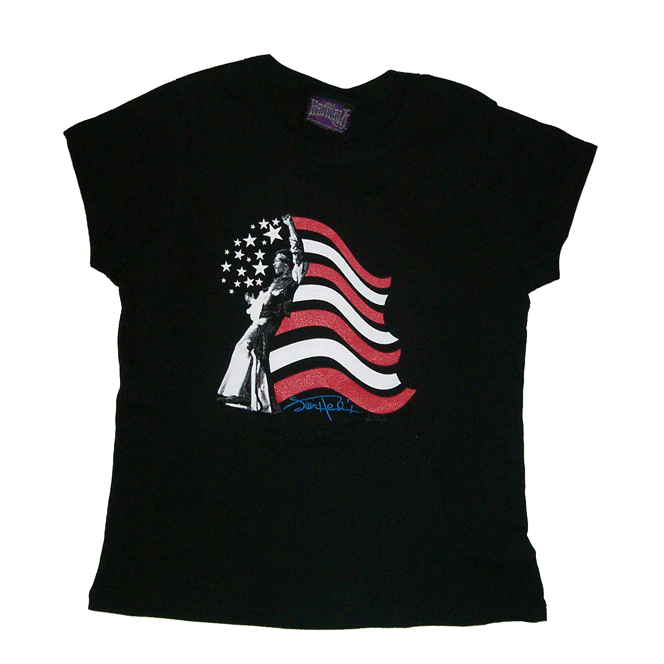 Girls Hendrix Patriot T-Shirt