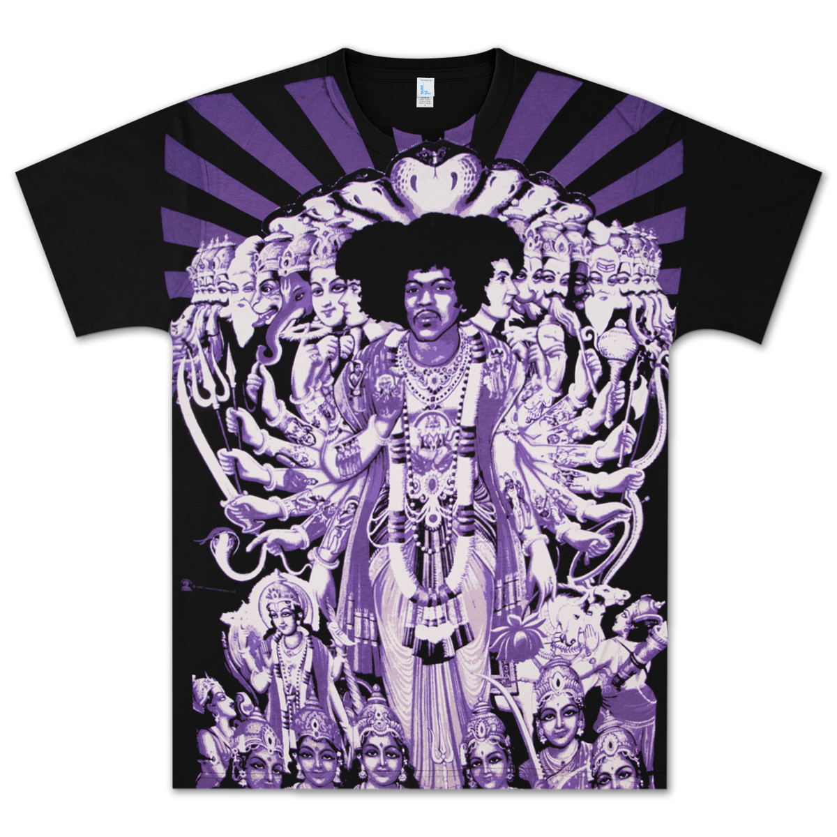Jimi Hendrix Bold As Love T-Shirt