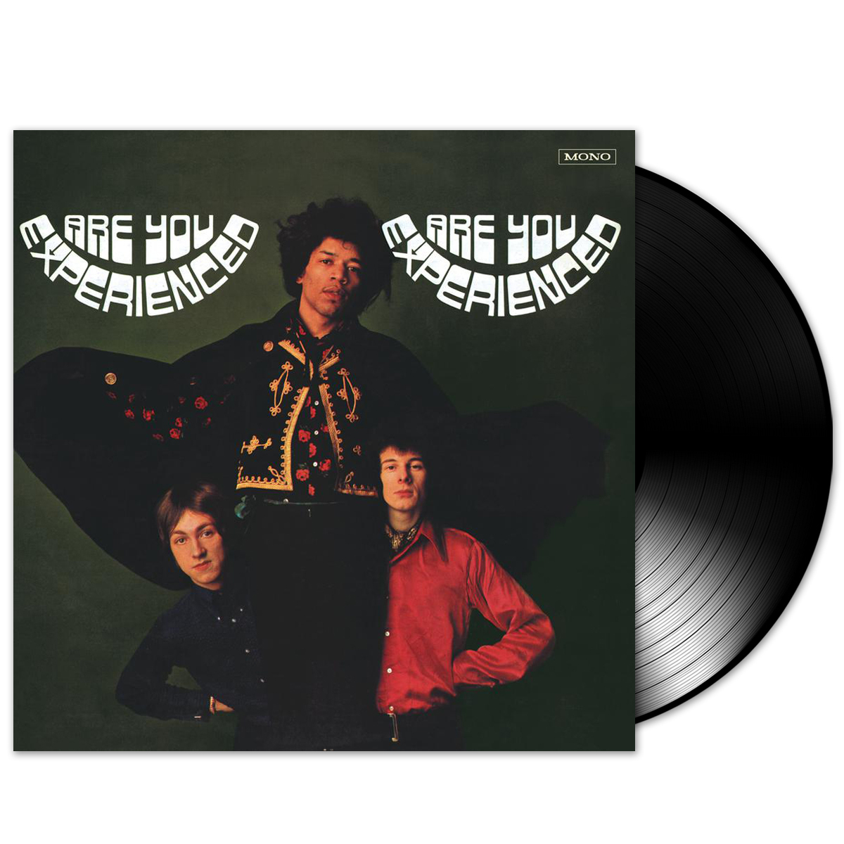Jimi Hendrix Are You Experienced (UK Version) LP