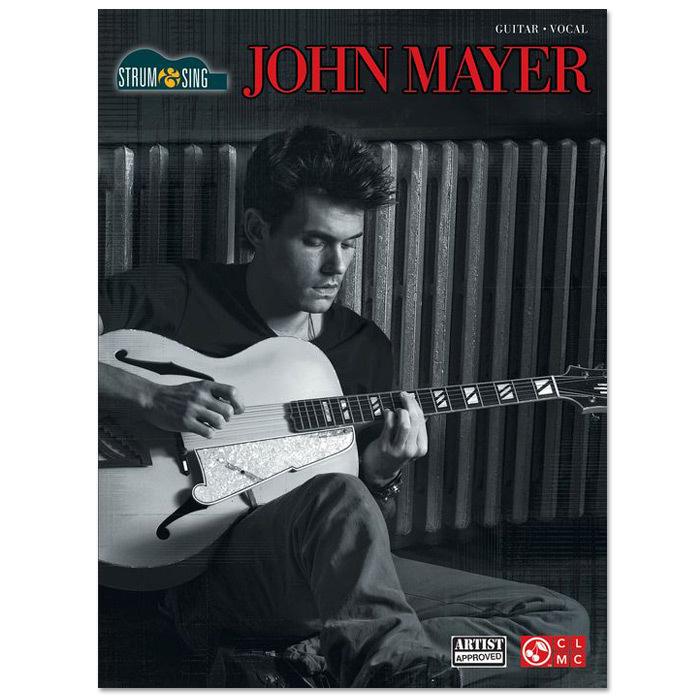 John Mayer - Strum & Sing Softcover