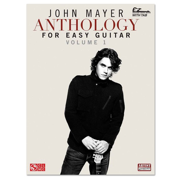 John Mayer Anthology for Easy Guitar - Volume 1 Softcover