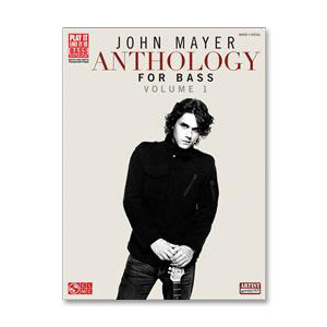 John Mayer Anthology for Bass - Volume 1 Softcover - Tab