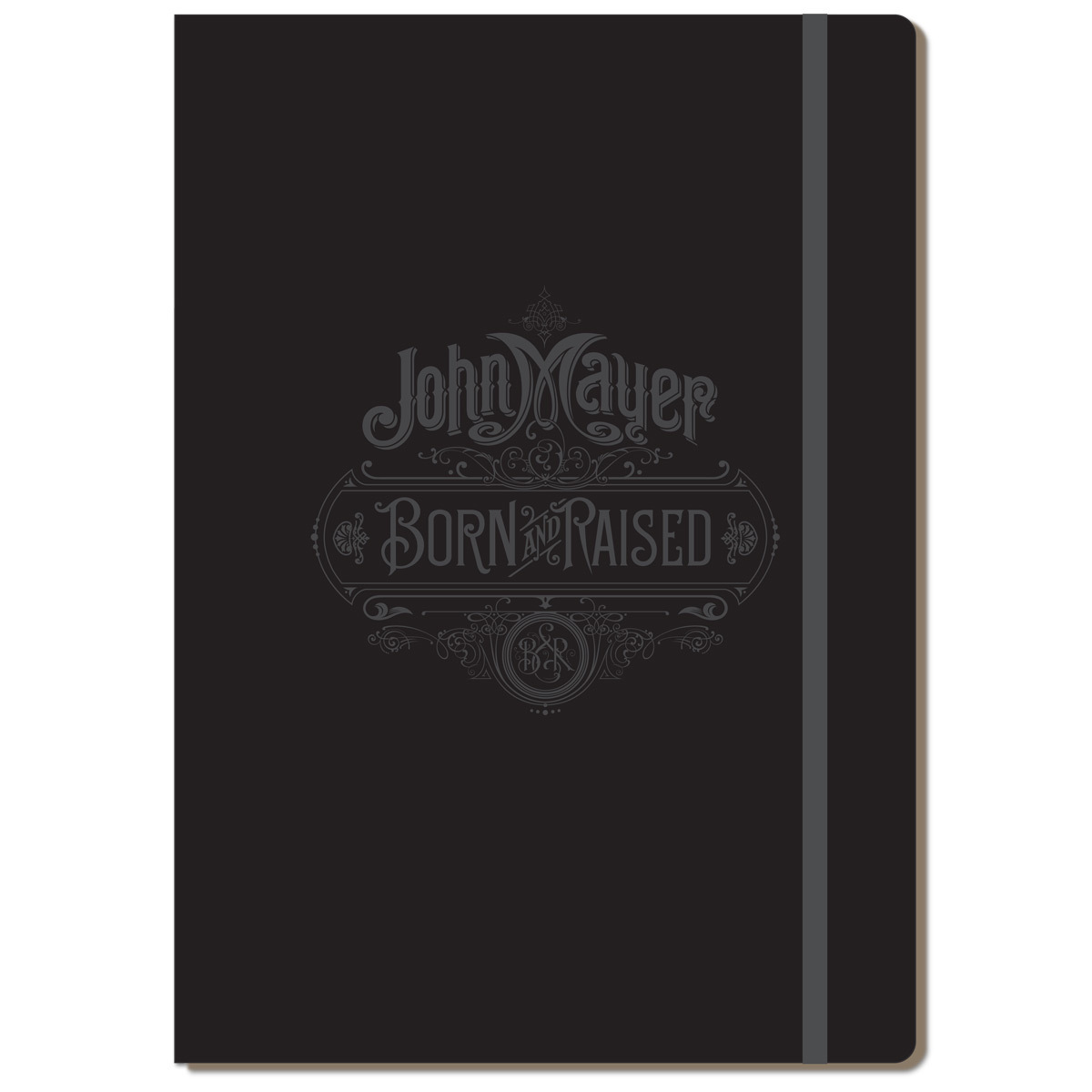 Born and Raised A4 Folio Notebook by Moleskine