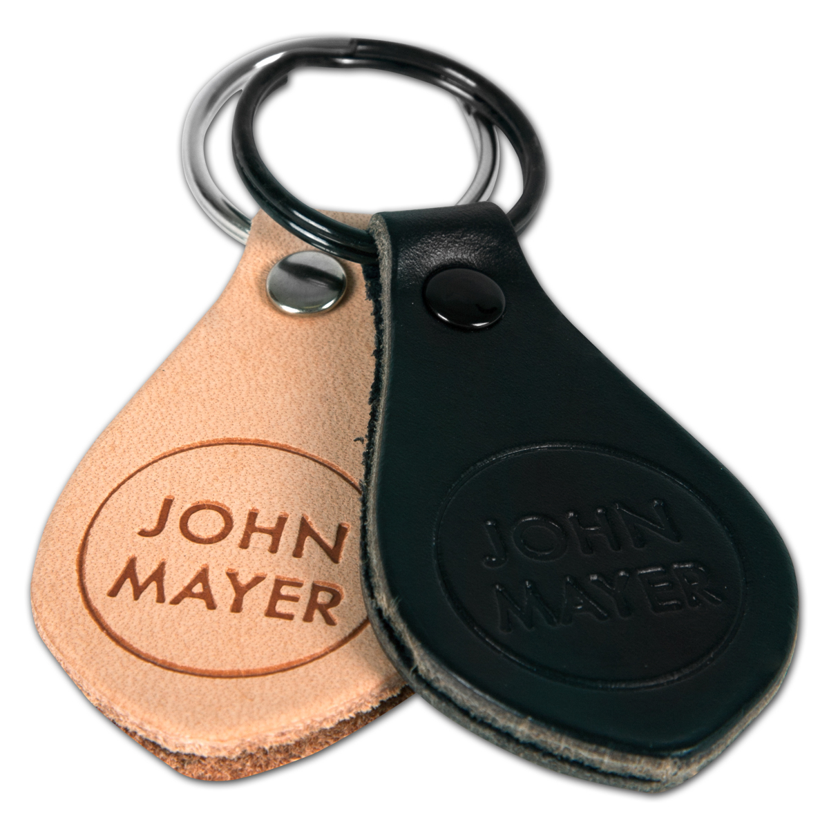 John Mayer Heartbreak Leather Key Fob