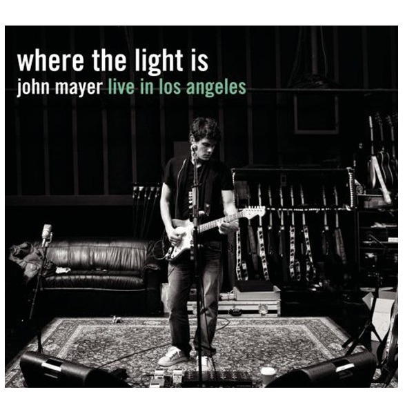 John Mayer - Where the Light Is CD