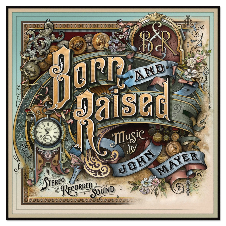 Born and Raised CD