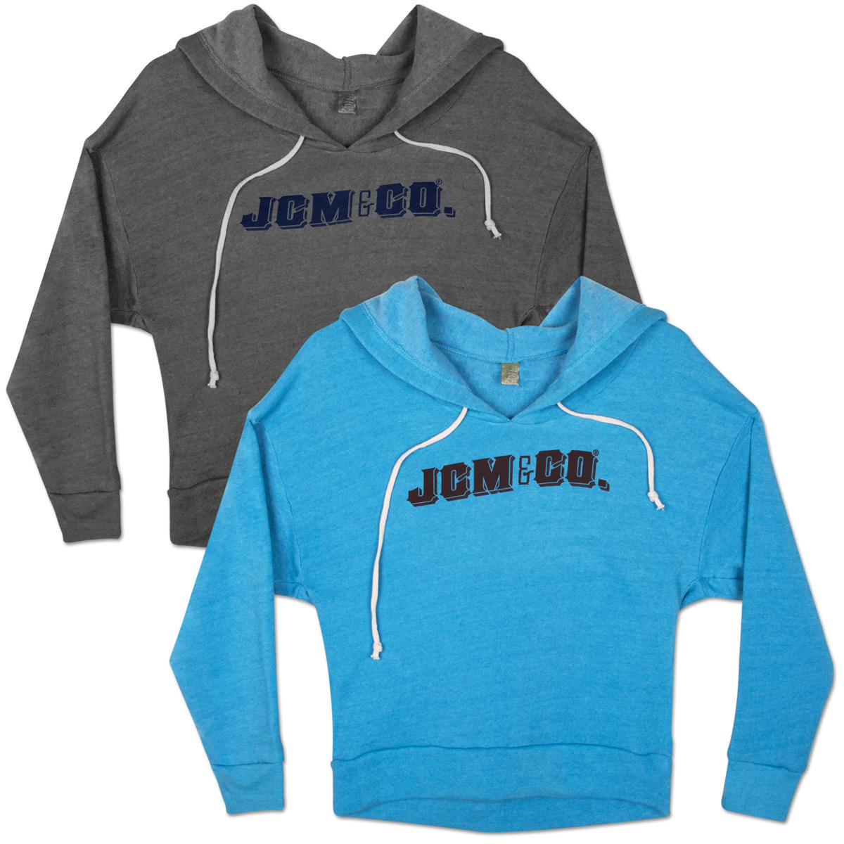 JCM & Co. Women's Pullover Hoodie