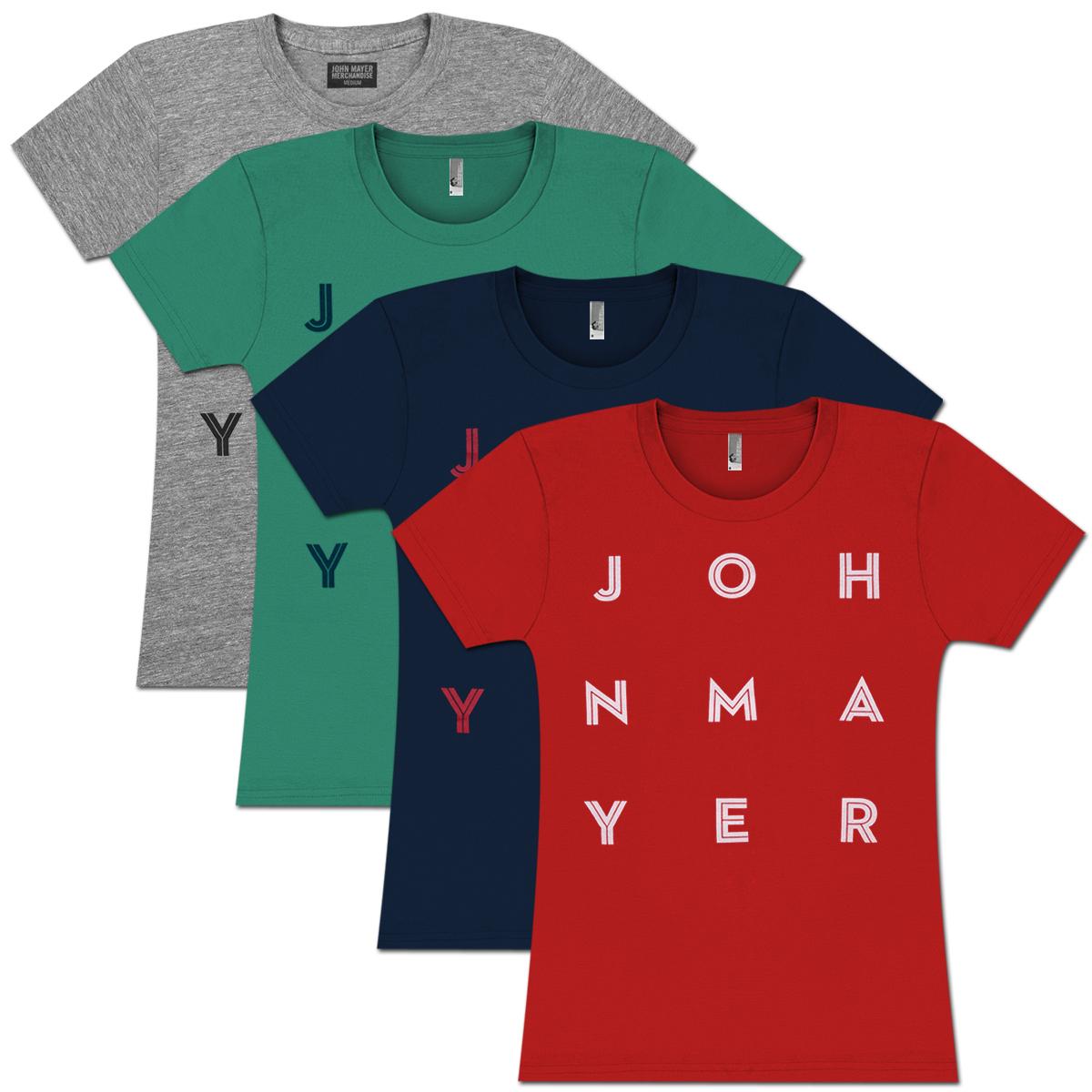 John Mayer Ladies Neutra Tee