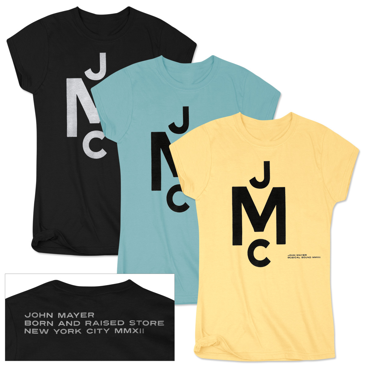 JCM Monogram Women's Shirt