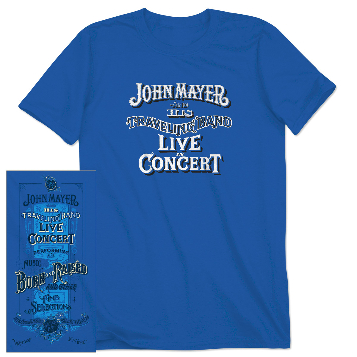 Jones Beach Event T-shirt