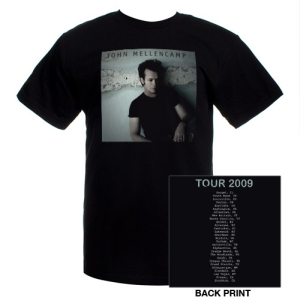 2009 Tour Tee with Itinerary