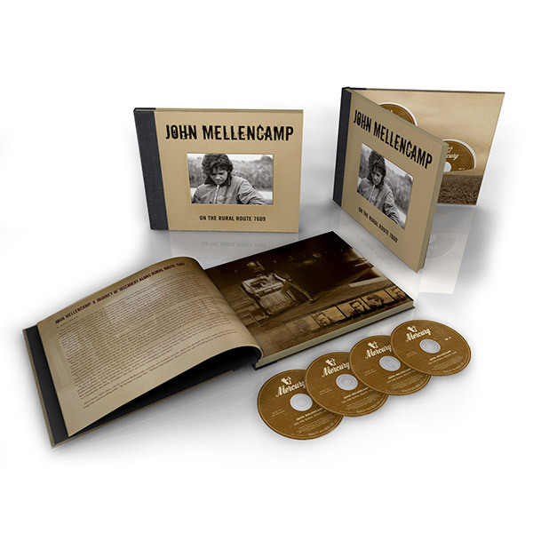 On The Rural Route 7609 - 4 CD Box Set