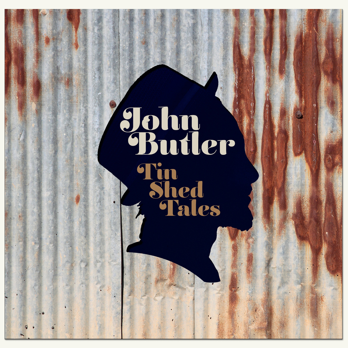 John Butler - Tin Shed Tales CD