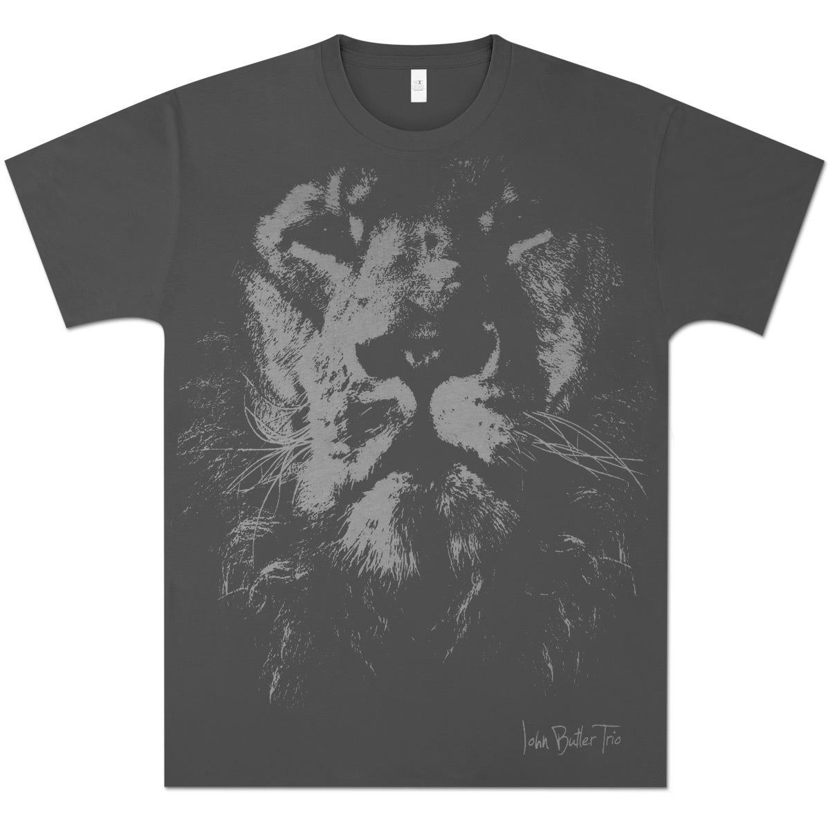 JBT Grey Lion T-Shirt