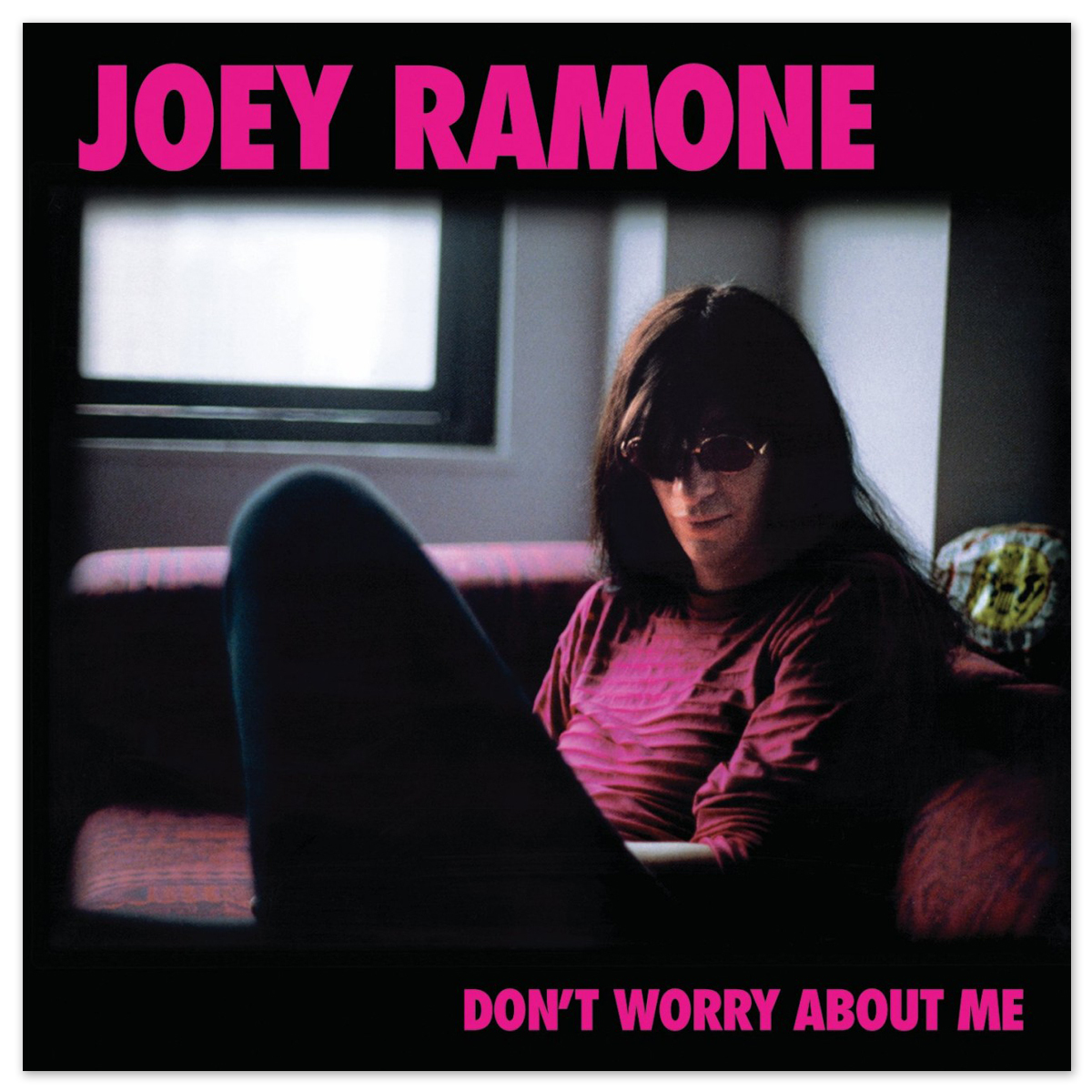 Joey Ramone Don't Worry About Me CD