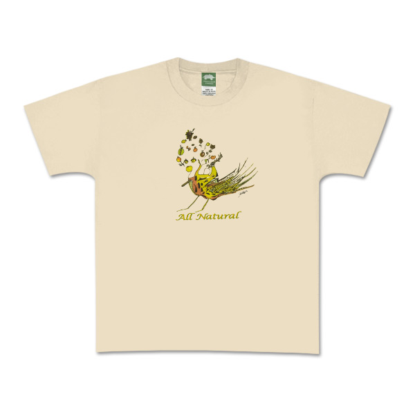 All Natural Toddler T-Shirt